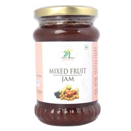 Mixed Fruit Jam - 24 Letter Mantra