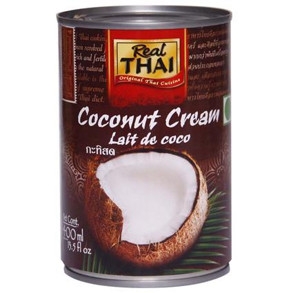 Coconut Cream - Real Thai