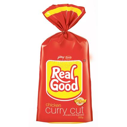Chicken Curry Cut - Real Good