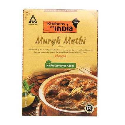 Murg Methi - Kitchens Of India
