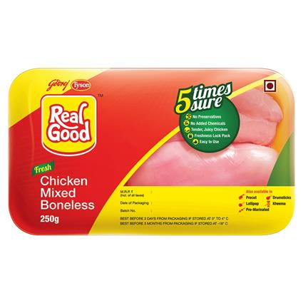 Chicken Mixed Boneless - Real Good