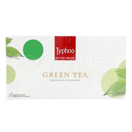 Green Tea  -  100 TB - Typhoo