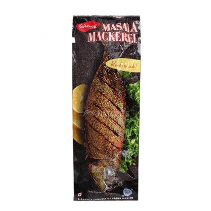 Masala Mackerel - Gadre