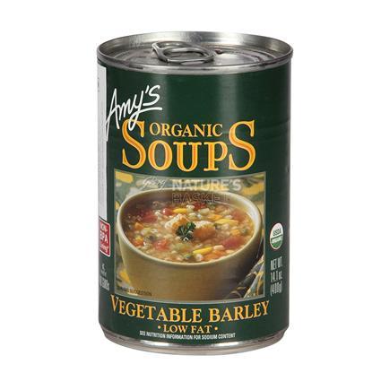Organic Veg Barley Soup - Amys