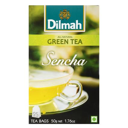 Green Tea Sencha Japanese - 25 Tb - Dilmah