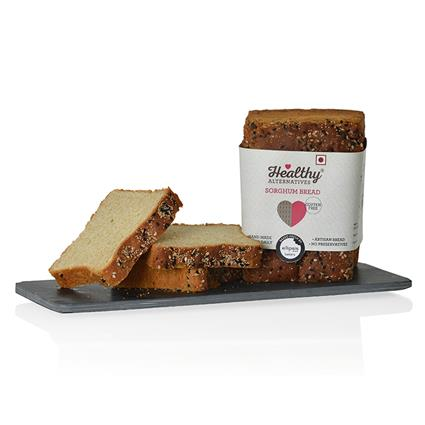 Gluten Free Sorghum Bread Half Loaf - Healthy Alternatives