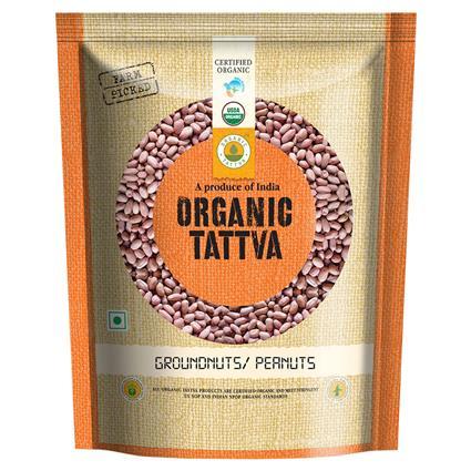 Peanuts Organic - Organic Tattva