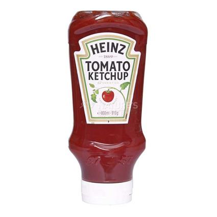 Tomato Ketchup - Top Down - Heinz