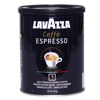 Caffe Espresso Ground Coffee Beans - Lavazza