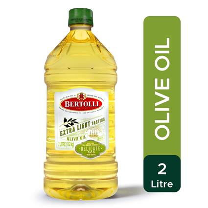 BERTOLLI EXT. LIGHT OLIVE OIL JAR 2Ltr