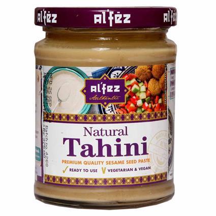 Natural Tahini Sauce - Alfez