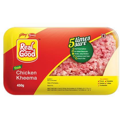 Chicken Kheema - Real Good Chicken