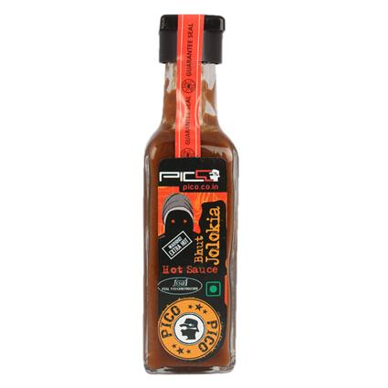 Bhut Jolokia Hot Sauce - Pico