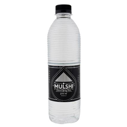 Natural Spring Water - Mulshi