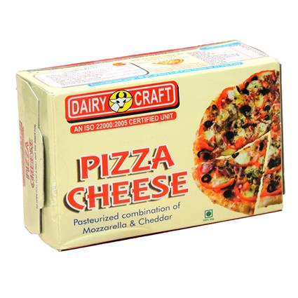 Pizza Cheese - Dairy Craft
