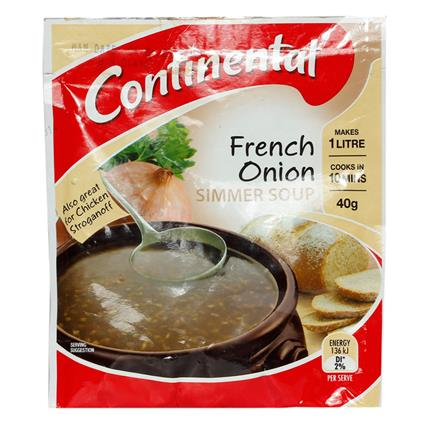 Simmer Soup French Onion - Continental