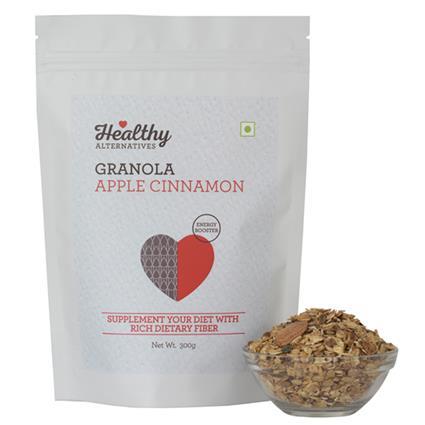 Apple Cinnamon Granola - Healthy Alternatives