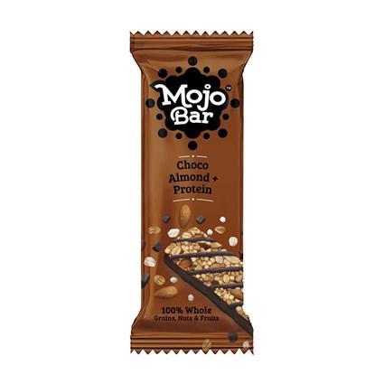 MOJO CHOCO ALMOND&PROTEIN BAR 35G