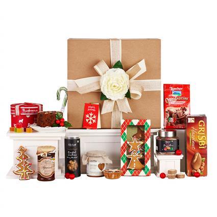 Christmas Essentials In A Festive Box