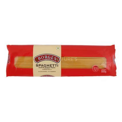 Spaghetti Durum Wheat Pasta - Borges