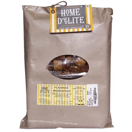 Flax Seeds Bhakarwadi - Home Delite