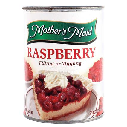 Raspberry Filling Or Topping - Mother's Maid
