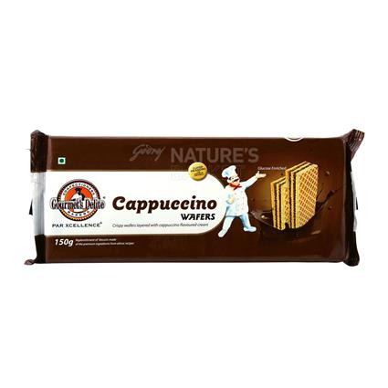 Cappuccino Wafers - Gourmet's Delite