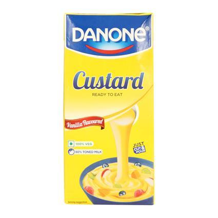 Custard Vanilla Flavoured - Danone