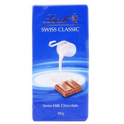 Swiss Classics Milk Chocolate - Lindt
