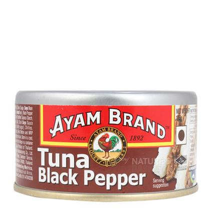 Tuna In Black Pepper - Ayam