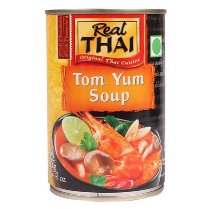 Tom Yum Canned Soup - Real Thai