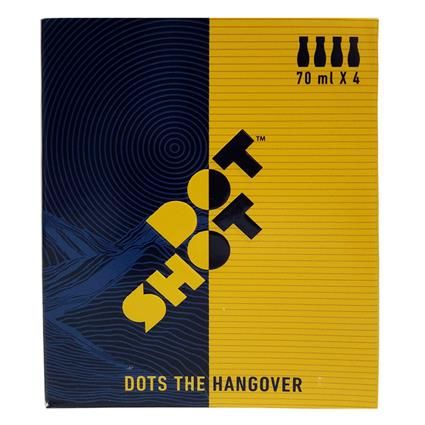 After Party Drink - Dot Shot