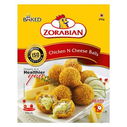 Chicken N Cheese Balls - Zorabian