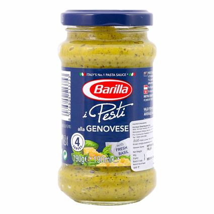 Pesto Sauce Genovese - Barilla