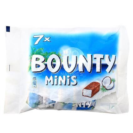 Bagged Minis Chocolate - Bounty