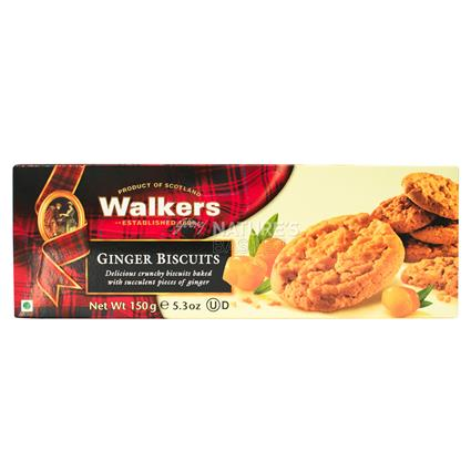 Stem Ginger Biscuit - Walkers