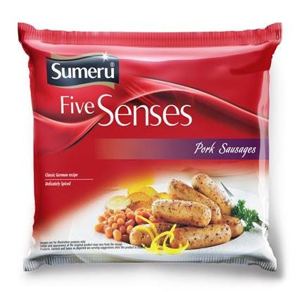 Pork Sausages - Sumeru
