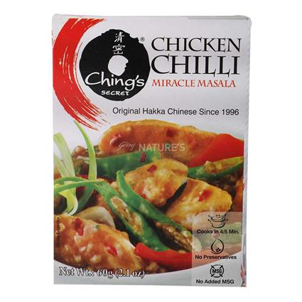 Chilli  Chicken  -  Miracle Masala - Chings