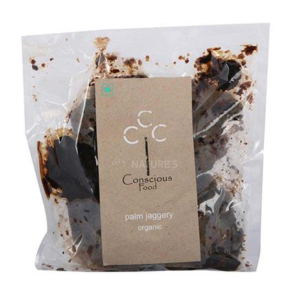 Palm Jaggery  -  Organic - Conscious Food