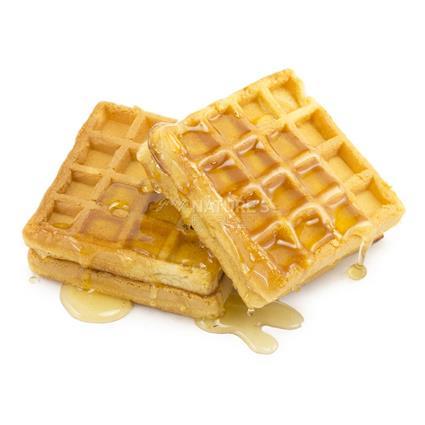 Cinnamon Waffles - A1