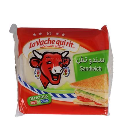 Sandwich Cheese  -  Pack 10 Slices - Lavache Quirit