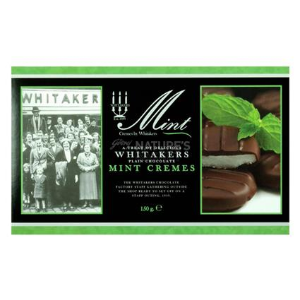 Mint Cremes - Whitakers