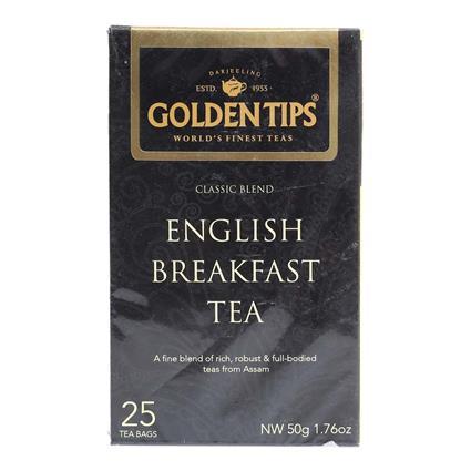 English Breakfast Tea - Golden Tips