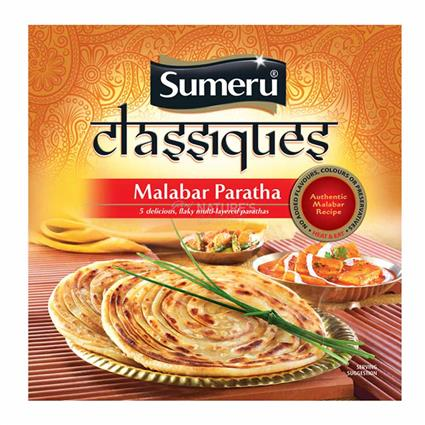 Malabar Paratha - Sumeru