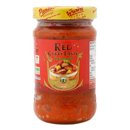 PANTAI RED CURRY PASTE CUP 114G