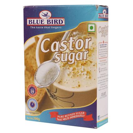 BLUE BIRD CASTOR SUGAR 200G