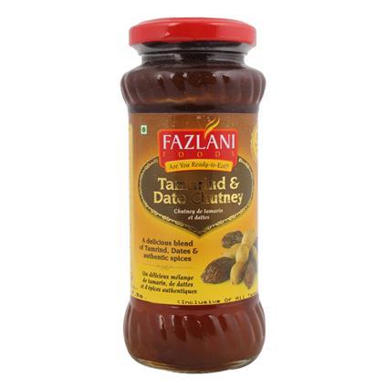 Tamarind & Date Chutney - Fazlani