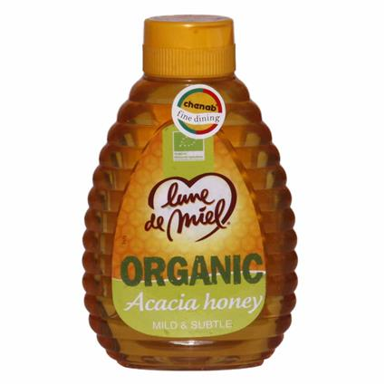 Organic Honey  -  Mild & Subtle - Lune De Miel