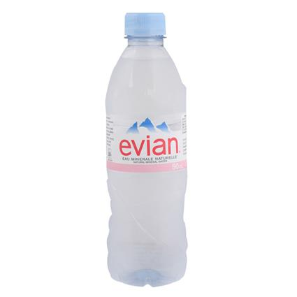 Natural Mineral Water - Evian