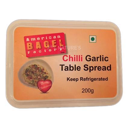 Chilli Garlic Low Fat Table Spread - ABF